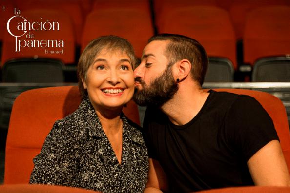 Assumpta Serna y Rubén Yuste