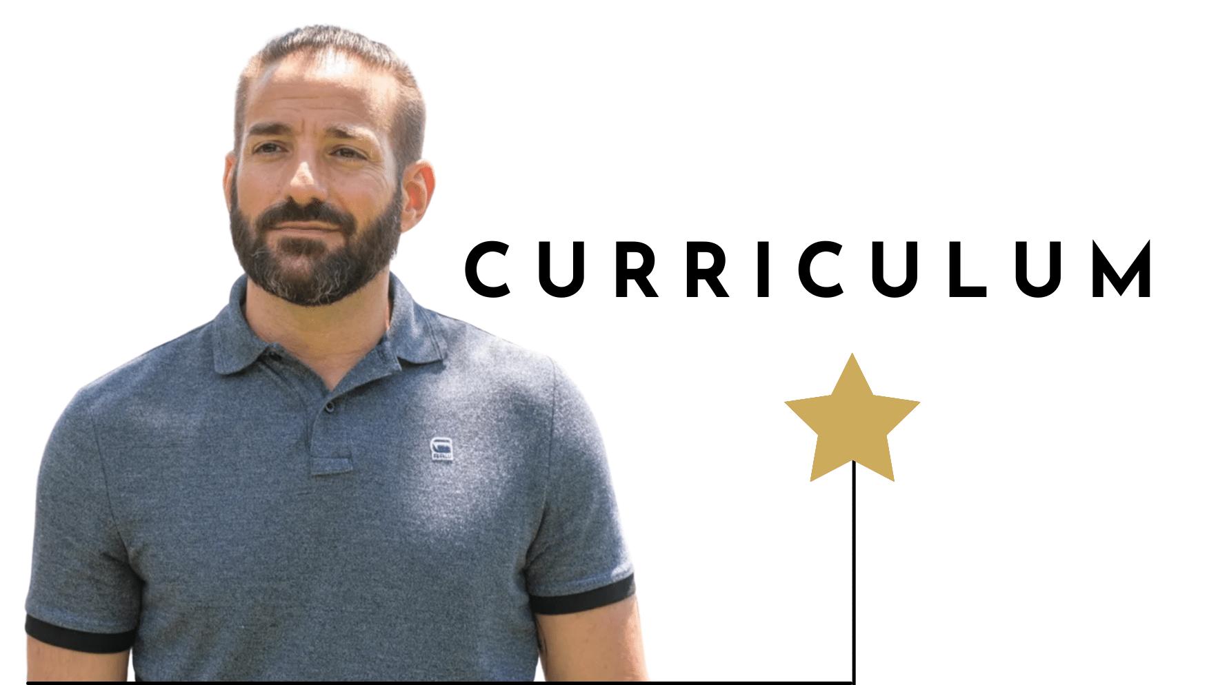 Rubén Yuste Cirruculum