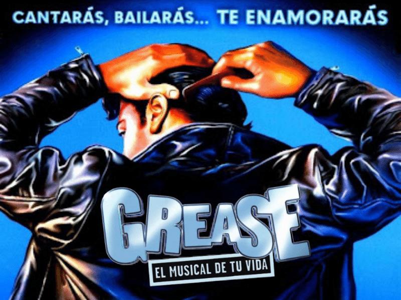Grease El musical de tu vida