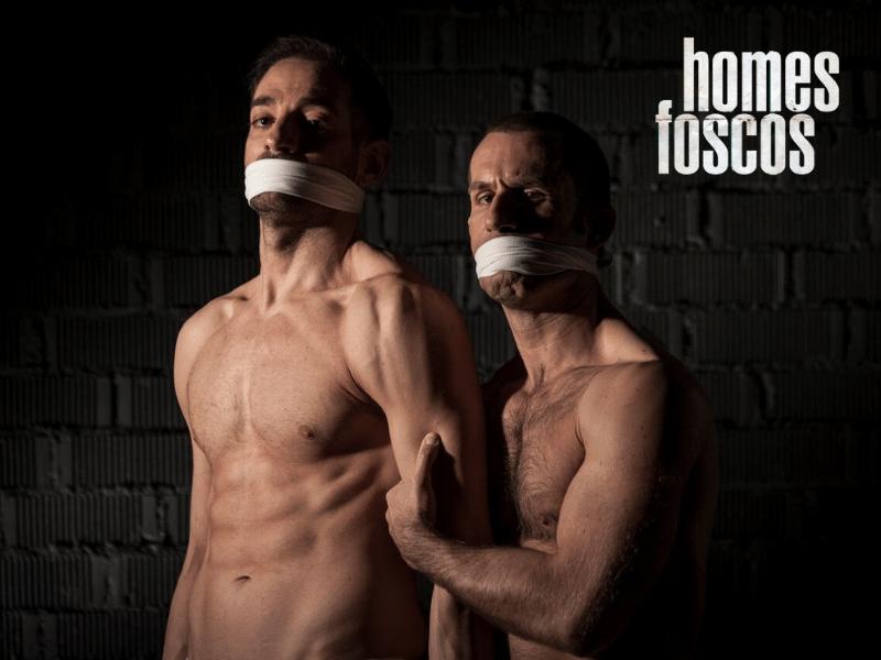 Rubén Yuste en Homes Foscos