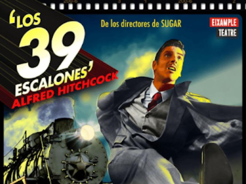 Los 39 Escalones