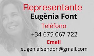 Eugenia Font Representante